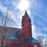 Church - winter